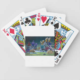 Awesome Coral Reef Poker Cards