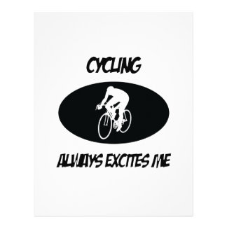 awesome Cycling designs Letterhead