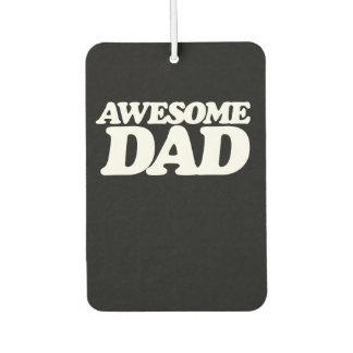 Awesome Dad Car Air Freshener