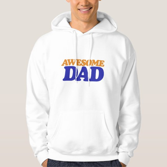 Awesome Dad Hoodie