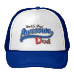 Awesome Dad Mesh Hat