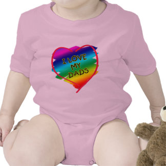 Awesome Design for Gay Dads T Shirts