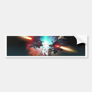 Awesome designs items bumper sticker