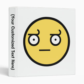 Awesome Disapproval Face Binder