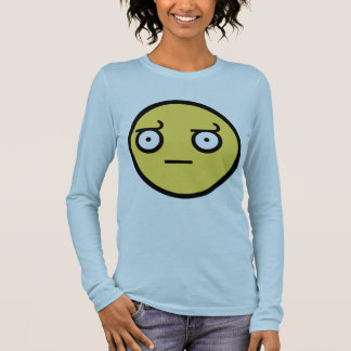 Awesome Disapproval Face Long Sleeve T-Shirt