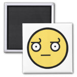 Awesome Disapproval Face Refrigerator Magnet