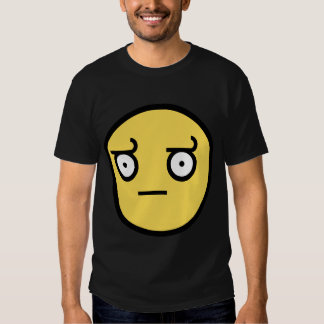 Awesome Disapproval Face Tee Shirt