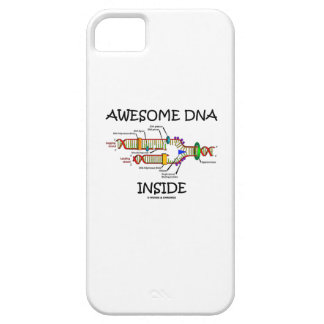 Awesome DNA Inside (DNA Replication) iPhone SE/5/5s Case