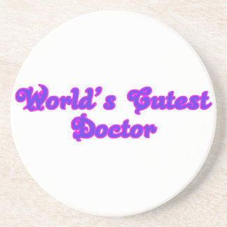 awesome DOCTORS designs Coaster