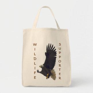 Awesome Eagle Series Tote Bag