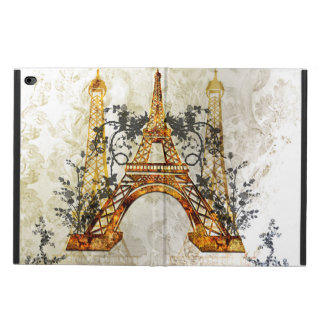 Awesome eiffeltower with roses powis iPad air 2 case