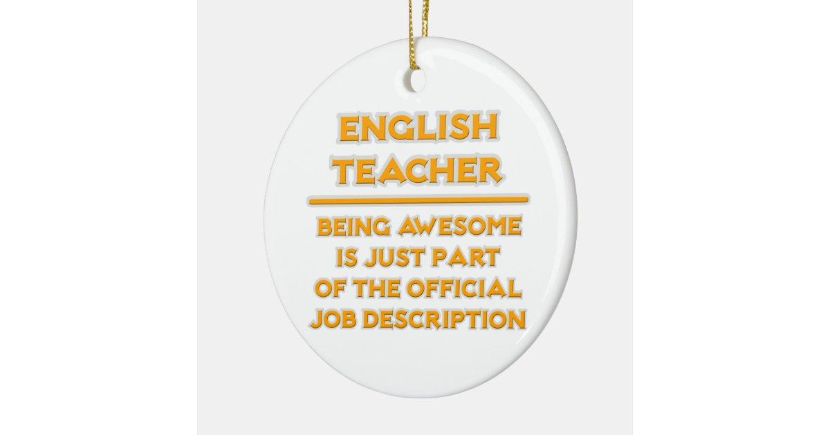 english teacher description english teacher in dongtan jobs in – Teacher Job Description