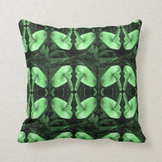 AWESOME Exotic Flower Throw Pillow