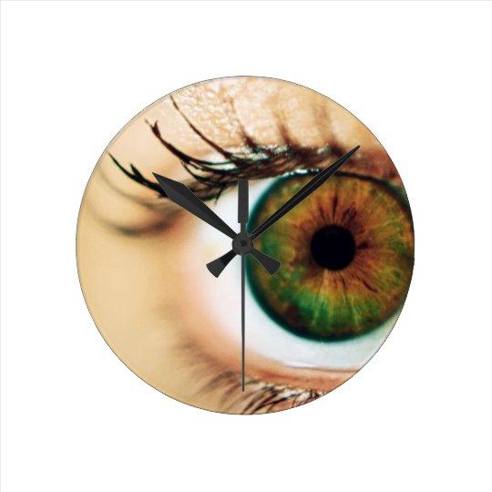 Awesome Eye Clock