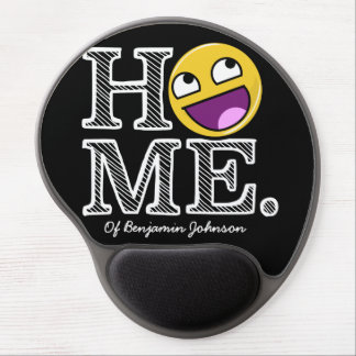 Awesome Face Awesome Home Housewarming Gel Mouse Pad