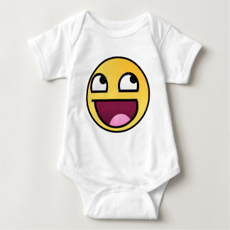 Awesome Face Baby Bodysuit