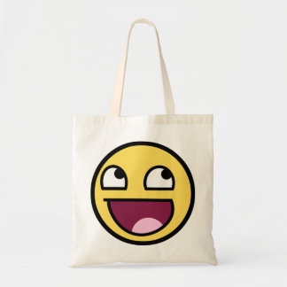 Awesome Face Bag