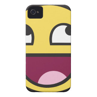 Awesome Face Case-Mate iPhone 4 Cases