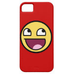 Awesome Face Case-Mate Barely There™ iPhone 5 Cas iPhone 5 Cases