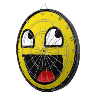 Awesome Face Dart Boards