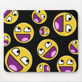 Awesome Face Internet Meme Mouse Pad