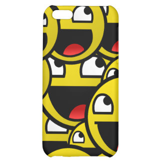 Awesome Face! Case For iPhone 5C