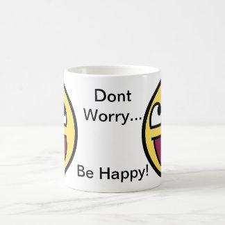 Awesome face products coffee mug