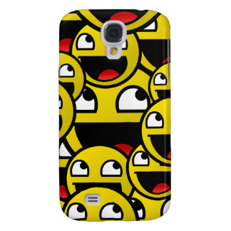 Awesome Face! Samsung S4 Case