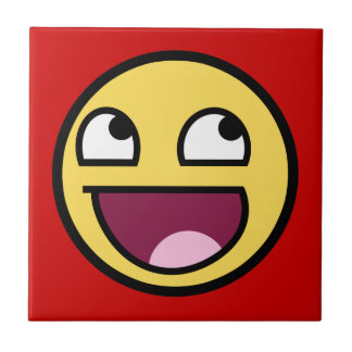 Awesome Face Tile