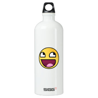 Awesome Face Water Bottle