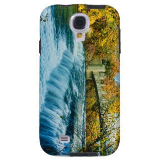 Awesome Falls on a Phone Galaxy S4 Case