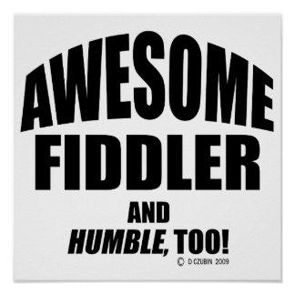 Awesome Fiddler Posters