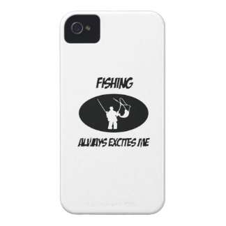 awesome fishing designs iPhone 4 case