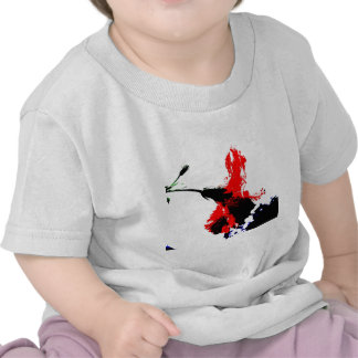 Awesome Flower T-shirts
