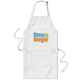 Awesome Free Hugs! Long Apron
