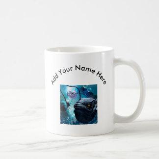 Awesome frogfish coffee mug