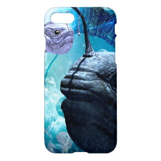 Awesome frogfish iPhone 8/7 case