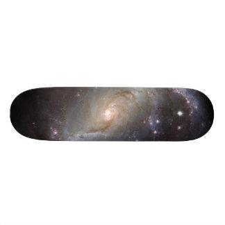 Awesome Galaxy Skateboard Deck