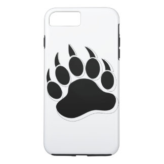 Awesome Gay Bear claw B&W 3D effect iPhone 7 Plus Case