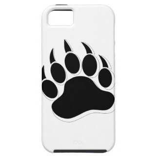 Awesome Gay Bear claw B&W 3D effect iPhone SE/5/5s Case