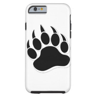 Awesome Gay Bear claw B&W 3D effect Tough iPhone 6 Case