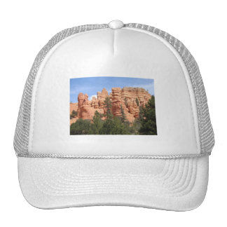 Awesome Geologic Formations at Red Canyon, Utah Trucker Hats
