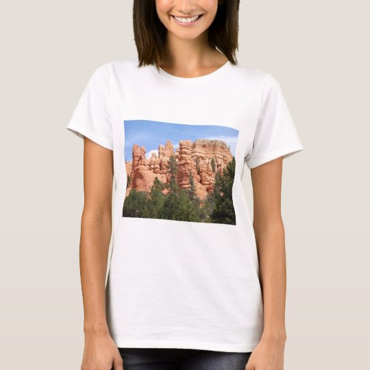Awesome Geologic Formations at Red Canyon, Utah T-Shirt