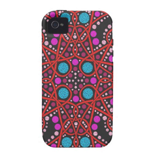 Awesome Geometric Design No. 1 Case-Mate iPhone 4 Cover