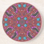 Awesome Geometric Design No. 1 Drink Coasters