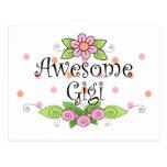 Awesome Gigi T-Shirt Post Card