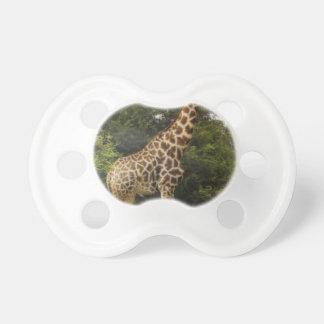 Awesome Giraffe Baby Pacifiers