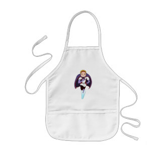 Awesome Girl Kids' Apron