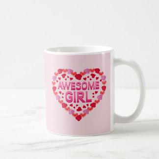 Awesome Girl Coffee Mug