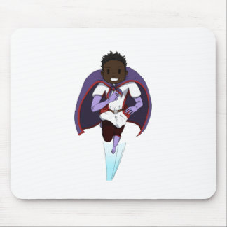 Awesome Girl Mouse Pad